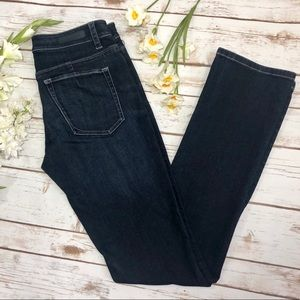 Elie Tahari Straight Leg Jeans Size 4